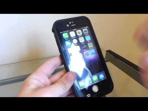 check out 58298 a0e39 Review:Bessmate Underwater Waterproof Case Cover for iPhone 6 - YouTube