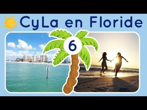 [DAILY VLOGS CYLA EN FLORIDE] DERNIÈRE JOURNÉE MAGNIFIQUE 🌅