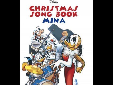 Mina - Christmas Song Book (2013) [Album completo]