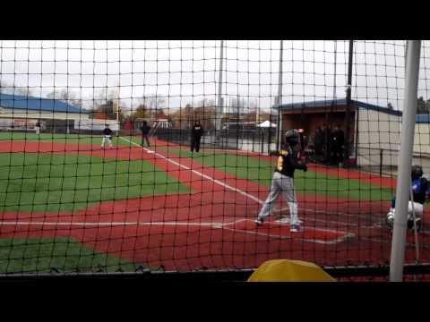 Brett's first Diamond Nation home run
