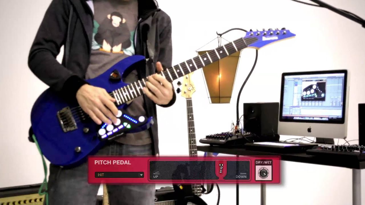 Guitar to MIDI connection | The Best Guitar MIDI Controllers