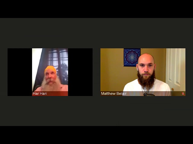 110-The Quest for Immortality with C60 & Ancient & Futuristic Healing Technologies with Dr. Har Hari