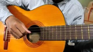 Hướng dẫn Guitar Đệm Hát Bài  Em Không Quay Về  Hoàng Tôn+ Đơn Giản