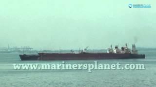 PAMISOS CRUDE & OIL TANKER SHIP FOR MERCHANT NAVY