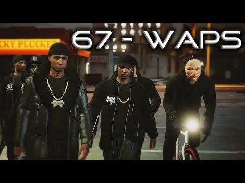 67 (Monkey X Dimzy X LD) - #WAPS  [Music Video]