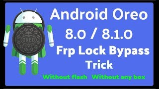 How to bypass frp lock in new android 8.0 /8.1 l Asus X00TD 8.1 frp lock bypassed without pc