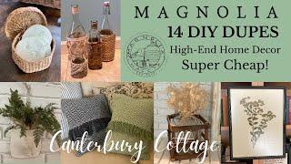 MAGNOLIA DIY 14 HIGHEND DUPES SUPER CHEAP!