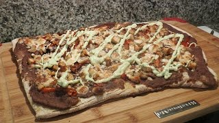 AZ Diamonbacks SouthWest Chicken Pizza - MBL Pizzas NoRecipeRequired