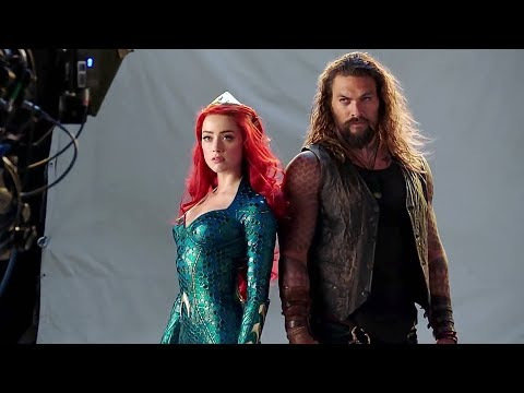 Behind The Scenes 'Aquaman' Featurette