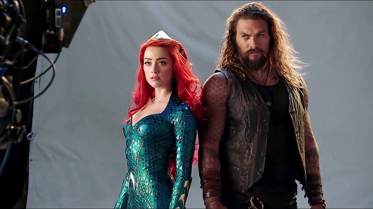 Behind The Scenes 'Aquaman' Featurette