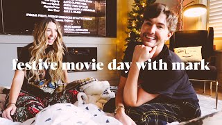 Festive Movie Day With Mark