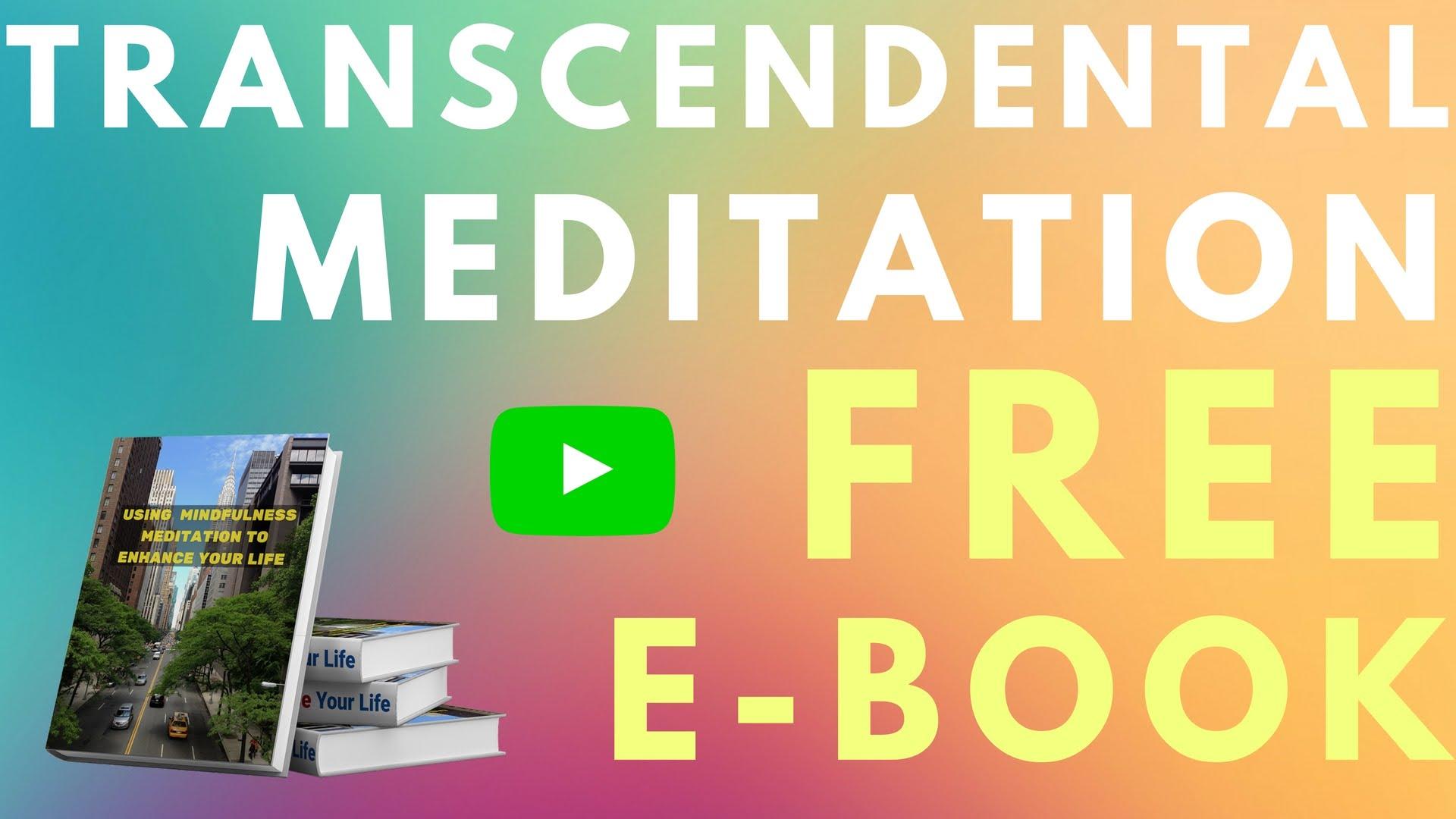Transcendental Meditation Instructions 2016 Transcendental