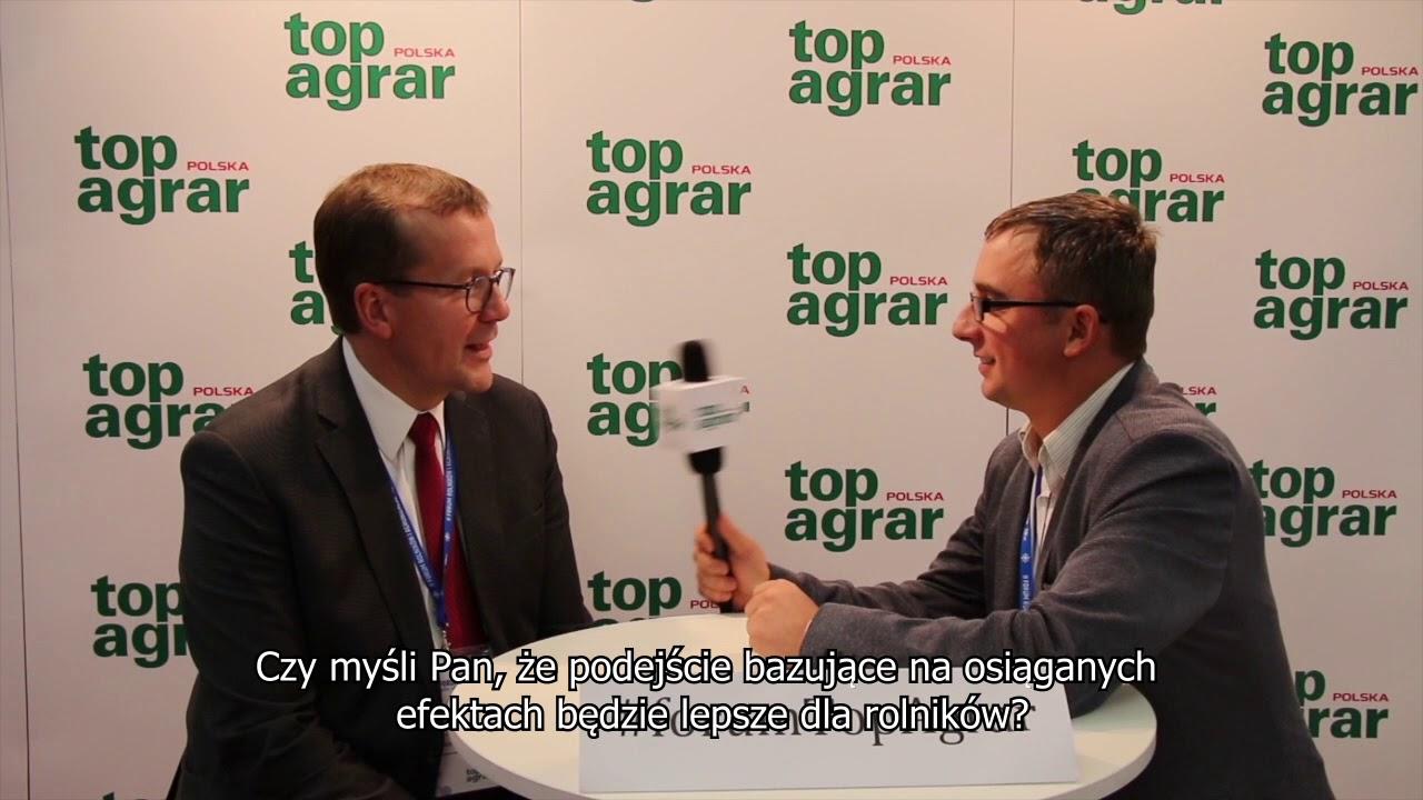 #forumTopAgrar: Pekka Pesonen o reformie Wspólnej Polityki Rolnej