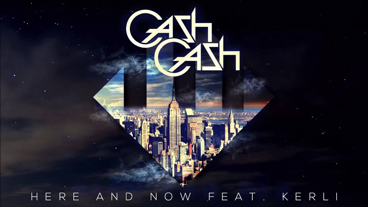 Cash Cash - Here and Now feat Kerli [Official Audio] - YouTube