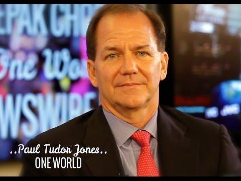 Paul Tudor Jones and Deepak Chopra | ONE WORLD