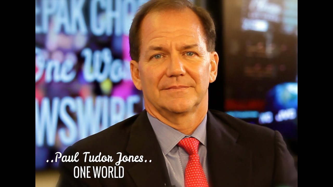 PAUL TUDOR JONES - Trading Bull Club