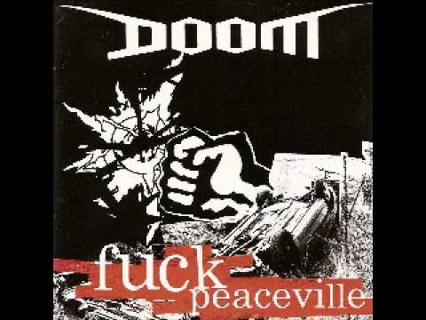 DOOM - Fuck Peaceville [FULL ALBUM]