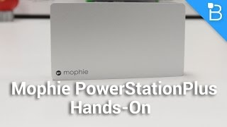Mophie PowerStation Plus Hands-On: Portable Power With an Integrated Cable