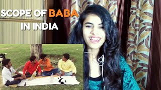 SCOPE OF BABA IN INDIA | ROUND2HELL | R2H | REACTION