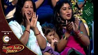 DID L'il Masters Season 3 - Episode 11 - April 05, 2014 - Anudita, Hardik & Anushka - Performance