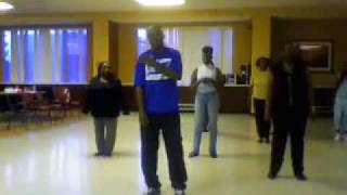 Line Dancing For Dummies - Turbo Hustle Lesson