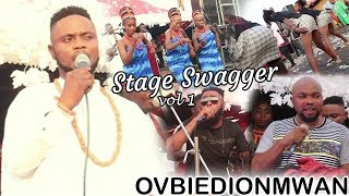OVBIEDIONMWAN STAGE SWAGGER VOL.1 [BENIN MUSIC LIVE ON STAGE]