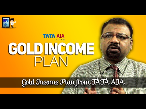 Gold Income Plan | TATA AIA