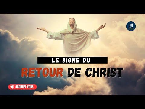N°5 - Le Signe Du Retour De Christ
