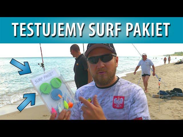 SURF PAKIET od Ecofishing - sprawdzamy czy warto...