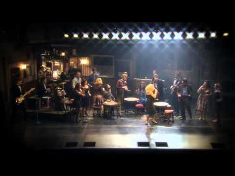 The Commitments Palace Theatre London
