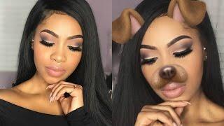 Easy and Soft Smokey Eye Makeup Tutorial | Dana Alexia