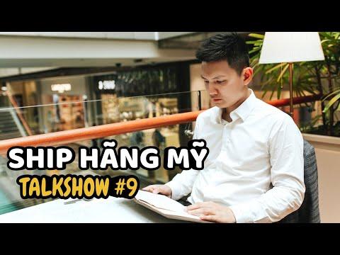 SHIP HÀNG MỸ & CUỘC SỐNG MỸ | TALKSHOW #9 | Quang Lê TV