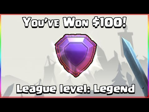GET LEGEND, GET PAID? ▶️ Clash of Clans ◀️ ULTIMATE CHALLENGE ACCEPTED