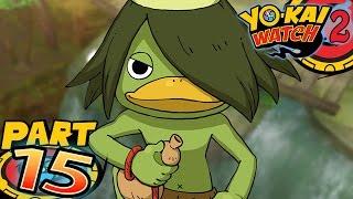 Yo-Kai Watch 2 Bony Spirits and Fleshy Souls - Part 15 - Faux Kappa