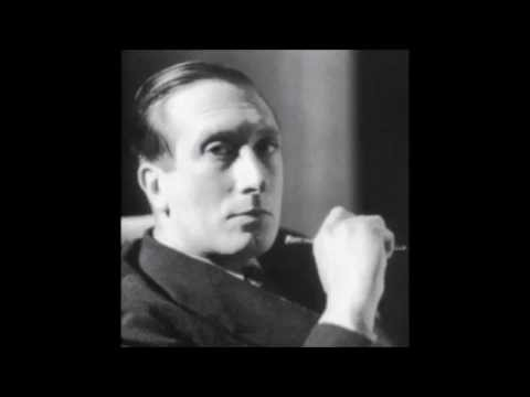 Walton Viola Concerto (Frederick Riddle, 1937)