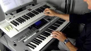 Blue Tango - Ferdy van Gijzel - Yamaha Psr S900