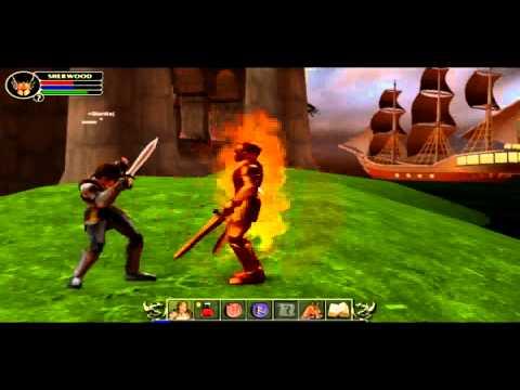 Swordman VS Stones