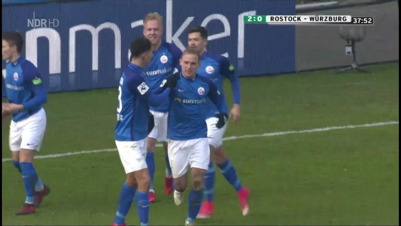 Hansa Rostock Spieltag