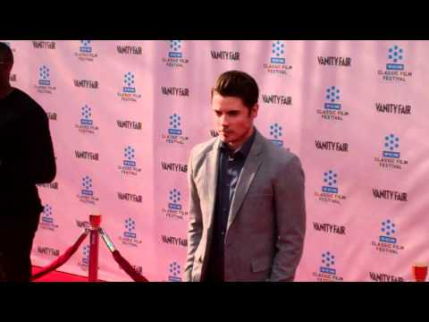Josh Henderson arrives at 2012 TCM Classic Film Festival Opening Night Gala