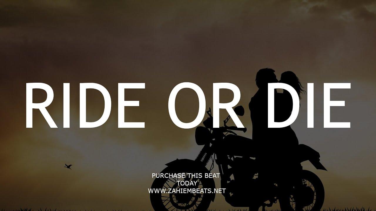 Dancehall Riddim Instrumental Beat - Ride Or Die [Prod.By Zahiem] 2021