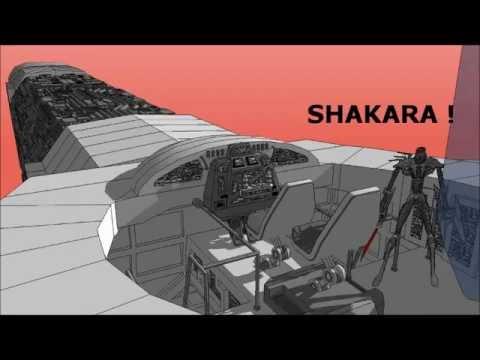 Shakara's Marauder Revealed !