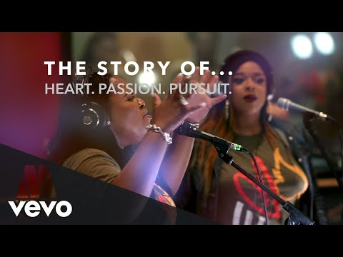 The Story Of... Heart. Passion. Pursuit....
