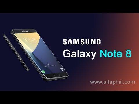 Samsung Galaxy Note 8 Flipkart Amazon Snapdeal Ebay Price - Buy Online