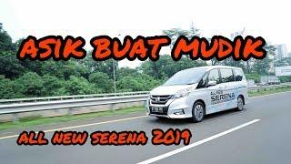 Test Drive All New Serena 2019 Lawan Berat Voxy   otomotifmagz.com Video
