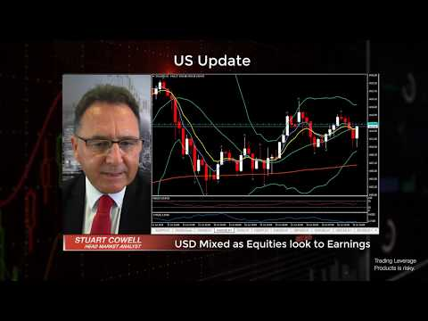 USD Mixed as Equities look to Earnings | 15 July , 2019