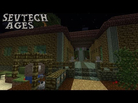 Wrapping Up Betweenlands : SevTech Ages Lp Ep #18 Minecraft 1.12