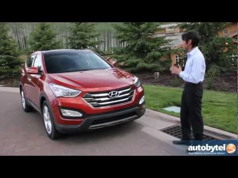 2013 Hyundai Santa Fe Walkaround & Crossover Video Review with Product Planning Manager John Shon