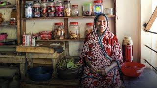 4 steps to ending extreme poverty | Shameran Abed