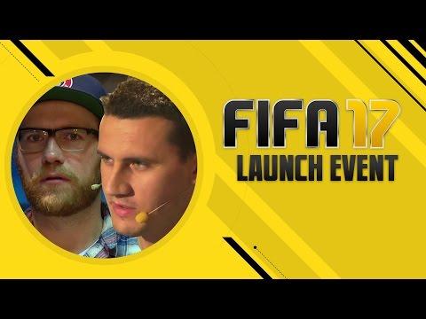 EA Fifa 17 Launch Event LIVE aus München mit Nils und Ralph Gunesch | 22.09.2016