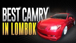 Modifikasi : The Best Camry In Lombok